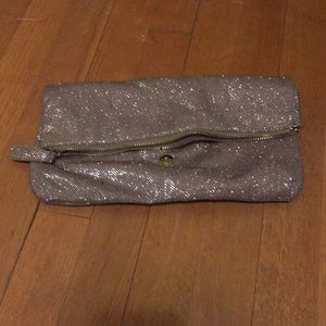 Urban outfitters sparkle clutch